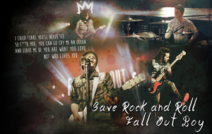 Save Rock and Roll by SarahxSmiles