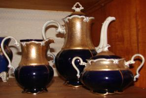 Teaset by silber-stock