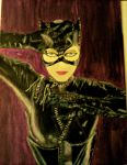 Catwoman by thestatickilledme