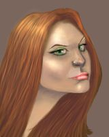 Faerie Face by Selkirk by carol-colors