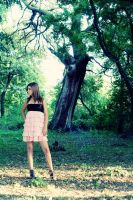 In The Forrest 7 by violety