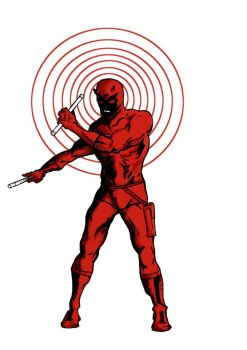 Daredevil by WillWatt