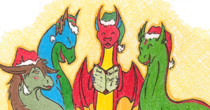 'Tis the Season by dragonrider292