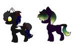 Pony adoptable Sheet 18 by Kyah-Pony-Adoptables