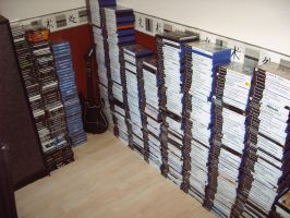 My little games collection by Reinhold-Hoffmann