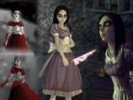 Mod Little Sister Alice Madness Returns by Alice-Croft
