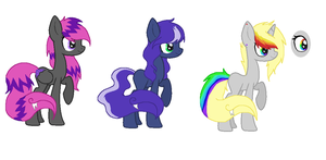Tailmouth auctions CLOSED by Rainbow-ninja-adopts
