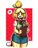 Isabelle by KenronToqueen