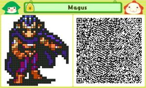 Magus QR by JAKtheTerrible