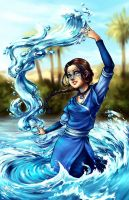 Katara by DreamerWhit
