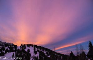 Lake Tahoe sunrise 130314-2 by MartinGollery