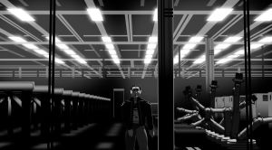 Darius Walking Through The Factory by ecelsiore