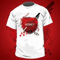 DMoney T-shirt Design by artofmarc