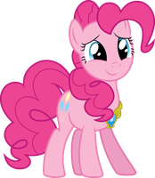 What are you looking, Pinkie Pie by MacTavish1996