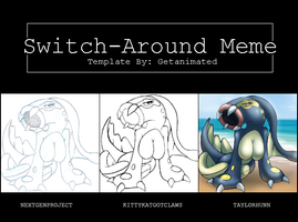 Switch-Around Meme by ScittyKitty