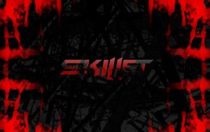 SkiLLet wallpaper blood 8 by Superxero0