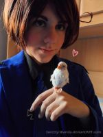Cosplay time with Acquy by Sweety-Wanda