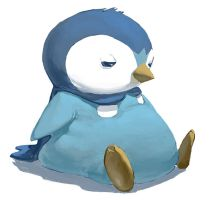 Piplup by Gumbogamer