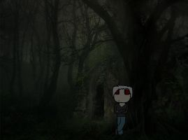 Famine's forrest by Ask-horseman-Death