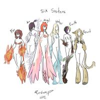 Six Sisters revamp by SOTDcorp