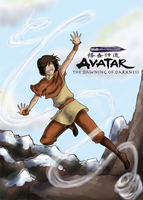 Avatar: The DoD, Kienya Promo by Avatar-The-DoD