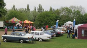 wgc lakes car show, view , by Sceptre63