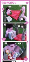 Picnic for Peanut by raygirl