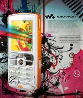 Walkman - Mock Ad by BloodAppleKiss