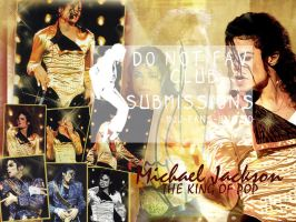 Tribute to Michael Jackson by mjj-fans-united