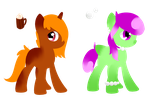 MLP Batch- Open 2/2 by Adopts-From-Beyond