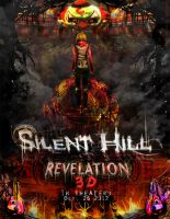 Silent Hill Revelation 3d fan poster by coffeeandshades