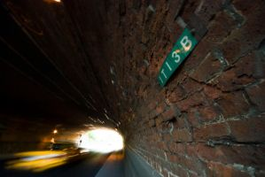 NYC Series - Last Tunnel by Katastrophey