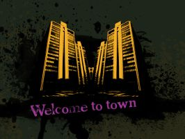 Welcome 2 town by codependent