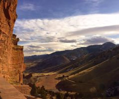 Red Rocks Valley by JANorlin
