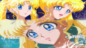 Princess Serenity Wallpaper 1366x768 by NatouMJSonic