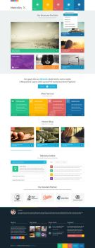 Metrolics - Responsive Metro WordPress Theme by wpcodeex