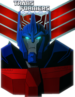 Transformers Prime Ultra Magnus. by DCSPARTAN117artwork