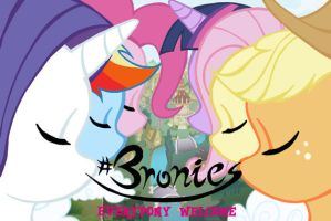 Bronies Banner contest entry by FallenInTheDark