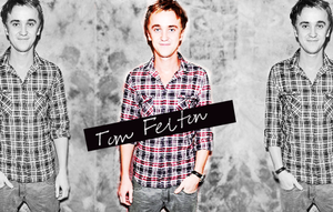 Tom Felton by purebl0od