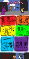 watchmen are gay by ChibiAddict