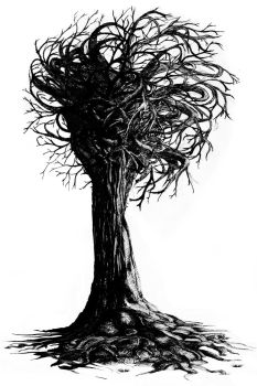Twisted Tree Finale by dizdrawspictures
