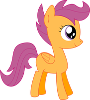 Scootaloo by Eskalante