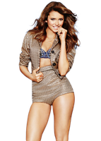 PNG - Nina Dobrev (Cosmopolitan) by Andie-Mikaelson