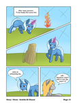 Trixie's Adventure comic Page14 by SEWLDE