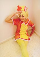 Vocaloid - Yellow Nurse by rovenLST