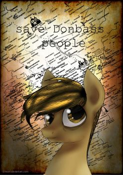 #Save donbass people by L1nkoln