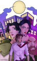 The Wolf Among Us by rumman46