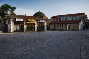 A view of the old bazaar by dardaniM