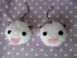 Poro Charms by Sexual-Pancake
