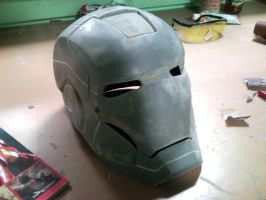 Ironman W.I.P. 2 by ArmorCorpCustoms